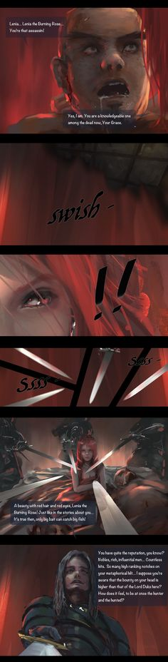 Chapter 5: The Burning rose (Part II) - image