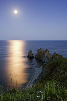 Cape of Four Rocks, Japan