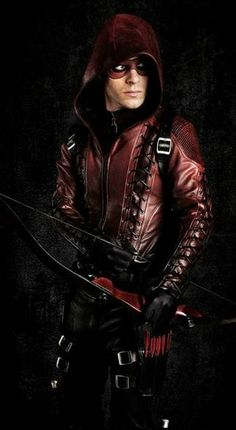 Arrow Arsenal Roy Harper Hoodie jacket is a perfect way to be adventurous. It is made and manufactured from faux leather which is genuine in nature, making the attire look more attractive and glossy My Superhero, Super Hero Costumes, Adult Costumes, Arrow E Flash, Arsenal Arrow, Colton Haynes Arrow, Bond Suits, Character, Comics