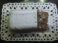Νηστίσιμο κέικ (χωρίς βούτυρο, χωρίς αυγά) Food And Drink, Dishes, Desserts, Recipes, Plate, Deserts, Tablewares, Dessert, Rezepte