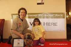 The Pet Mayor contest starts today! Nominate your pet and help us raise money to provide care for even more animals in need!