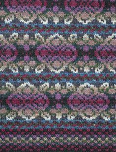 Abalone Cardigan from Alice Starmore.