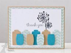 Boutique scrapbooking - Die BigShot Taylored Expressions die vase fleurs