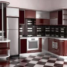Some more of Stunning Kitchens ;) Like (Y) and share | www.olivenpine.com Modular Kitchen Bangalore, India.