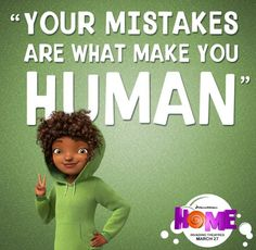 HOME - in theaters March 27, 2015