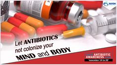 This know the side of antibiotics and it Art Supplies, Mindfulness, Day, Consciousness