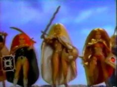 Golden Girl and the Guardians of the Gemstones commercial: | 10 Totally Forgotten '80s Girl Toy Lines