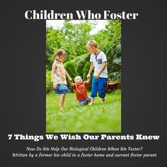 How do you prepare your biological children to foster? This is a great perspecti. - How do you prepare your biological children to foster? This is a great perspective from one who liv - Parenting Classes, Foster Parenting, Parenting Styles, Parenting Teens, Parenting Advice, Foster Parent Quotes, Parenting Websites, Parenting Books, Open Adoption