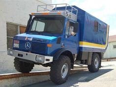 converted ambulance