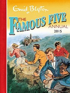 Famous Five Annual 2015 (Annuals 2015) by Enid Blyton http://www.amazon.co.uk/dp/1444918818/ref=cm_sw_r_pi_dp_Pw9zub1JG8RFR