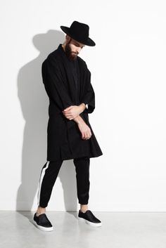 alkarus:Part of lookbook for Filling pieces x Monkeytime-...