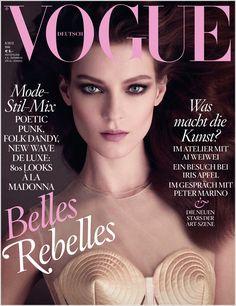 Vogue Allemagne Mai 2013