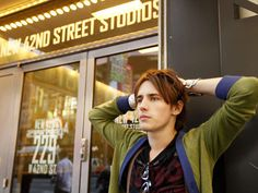 Mr. Reeve Carney:) of my favorite band