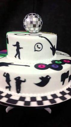 Resultado de imagem para bolos estilo anos 60