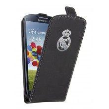 Real Madrid Tasche Galaxy S4 - Slim Schwarz Metall Shield  20,99 €