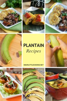 Plantain Recipes are a starchy, low in sugar member of the banana family. It must be cooked before consumption by way of frying, boiling or baking.