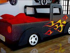 Идеи декора спальни для мальчиков