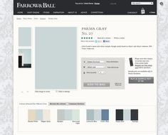 Parma Gray by Farrow & Ball