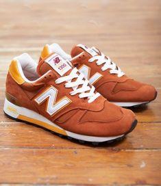 New Balance 1300 Orange Yellow