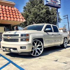 2015 Chevy Silverado, Silverado Truck, Lifted Chevy Trucks, Chevrolet Trucks, Lowered Trucks, Custom Pickup Trucks, Ford Pickup Trucks, Gm Trucks, Truck Accesories