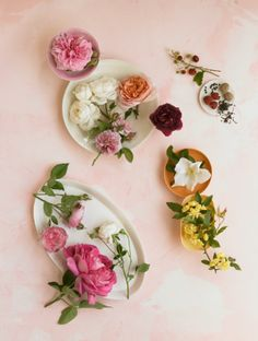✕ The lovely work of Victoria Pearson: victoriapearson.com / #styling #photography #pinks #florals
