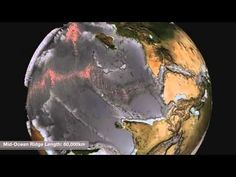 ¿Cómo se vería la #Tierra sin #océanos?