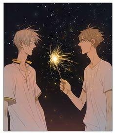 Read manga 19 Tian Ch.112 - Zheng Xi x Jian Yi! Uhhh I love this comic sooo much q-q