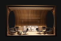 Diseño Stands by Rafael Morales at Coroflot.com