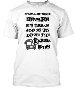 ANIMAL ABUSERS BEWARE! | Teespring
