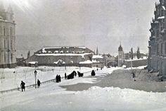 La Grande Allée en 1884 Quebec Montreal, Montreal Ville, Quebec City, Chute Montmorency, Chateau Frontenac, Le Petit Champlain, Canada, Close To Home, Vintage Photos