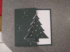 1000 images about cartes de voeux on pinterest scrapbooking marie claire - Tableau de noel a fabriquer ...
