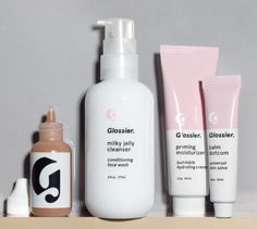 Glossier Is Opening Up A Retail Store