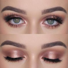 7 Awesome Eye Makeup Tips For You To Try! 7 Awesome Eye Makeup Tips For You To Try!,Makeup Ideas Here is some advice on eye makeup styles for you to try. Every girl loves to play around with makeup. Let us experiment together! Romantic Eye Makeup, Pink Eye Makeup, Natural Eye Makeup, Eye Makeup Tips, Gorgeous Makeup, Makeup Inspo, Makeup Ideas, Natural Lashes, Makeup Hacks
