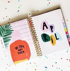 Happy April! This month my goal is to have more fun and embrace my weirdness. What are your #april #goals ?