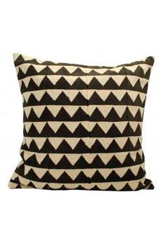 Bogolan Pillow - Mali