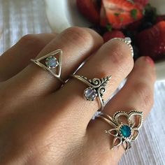 Jewels. Silver jewels for awesome people. We ship intergalatically. Snapchat: midsummerstar Hello@midsummerstar.com