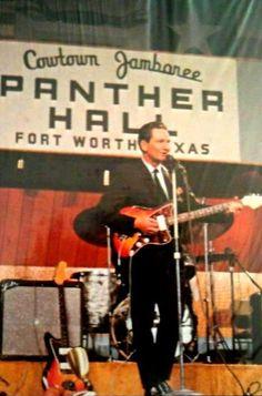 Willie Nelson, Fort Worth, Texas, 1965