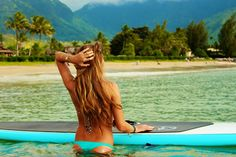 How-to: Surfer Girl Hair