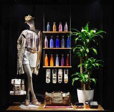Repost @stuffofficialstore 🇮🇹 ・・・ New Shop Window!  Shot by @giorgiozamboni  #stuff #sofficialstore #stuffarco #trentino #womenswear #menswear #nordic #clothing #fashion #style #conceptstore #spring #summer #shopwindow #visualmerchandising #design #windowdisplay #art #lookbook #outfit #shooting #kjore #pitti #friends #pu90 #florence #italy #design @kjoreproject