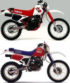 """1,019 """"Μου αρέσει!"""", 12 σχόλια - HONDAXRMOTORAS® (@hondaxrmotoras) στο Instagram: """"Here two Legendary motorcycles, YAMAHA TT600 and HONDA XR600R both for 1987.♥️💥🔥I would like to see…"""" Yamaha, Honda, Motorcycle, Bike, Vehicles, Instagram, Bicycle, Motorcycles, Bicycles"""