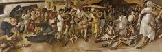 Stanley Spencer. Love Among The Nations.