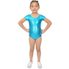 46d3c3008e91b Our Girl's RHINESTONE Raining Stars Mystique Leotards were made for a  dancing star! Our premium. Stretch Is Comfort