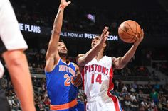 The Detroit Pistons bagged third straight win over the New York Knicks 102-89. Defense played a major role as they limit the Knicks from scoring in the last 5:30 of the regulation. Tobias Harris led the Pistons with 25 points, 15 of those he scored in the second half. Marcus Morris added 22 points and Kentavious Caldwell-Pope had 19.