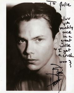 River Phoenix Fashion   Bungled and the Botched