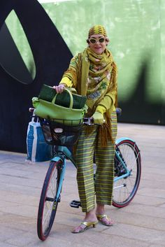 Cycle Chic!