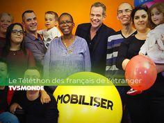 Cette année, le Téléthon traverse les frontières pour toucher tous les français du monde. Mobilisez-vous en vous filmant devant un endroit symbolique de votre ville et envoyez votre vidéo pour qu'elle soit diffusée à l'antenne durant le week-end du 6 décembre!