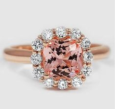 Lotus Flower pink diamond