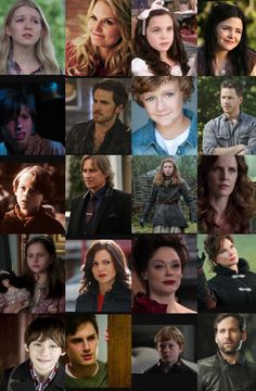 Awesome casting by OUAT
