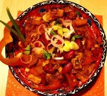 Exquisito Vegetariano!: Chili (sin!) Carne