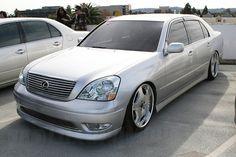 Lexus LS430 - my favorite LS